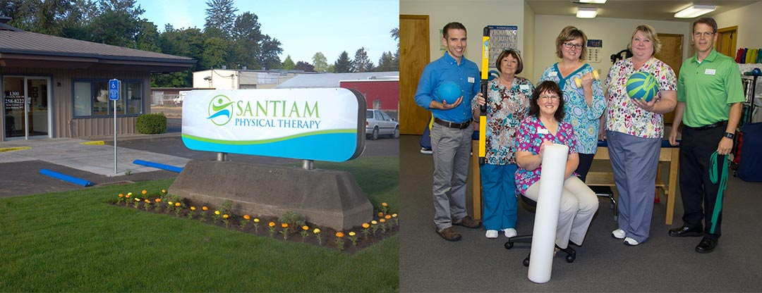 Santiam Physical Therapy